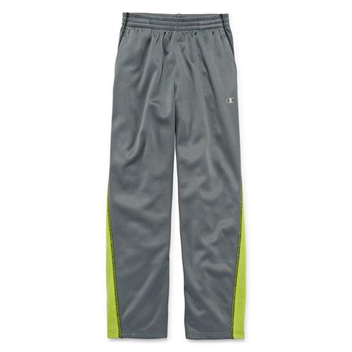 Champion® Powertrain Performance Fleece Pants - Boys 8-20