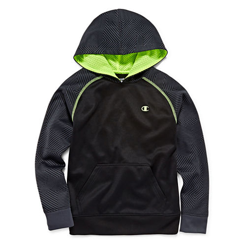Champion® Fleece Pullover Hoodie - Boys 8-20