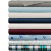 Cathay Home Flannel Sheet Set