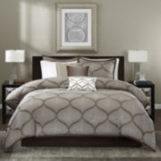 Madison Park Alandra 6-pc. Duvet Cover Set