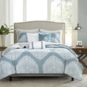 Madison Park Sadie 6-pc. Quilted Coverlet Set