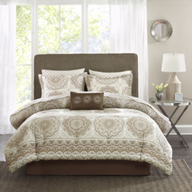 jcpenney.com | Madison Park Essentials Medina Complete Bedding Set with Sheets