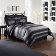 Vue™ Signature Bonaire 4-pc. Jacquard Comforter Set & Accessories
