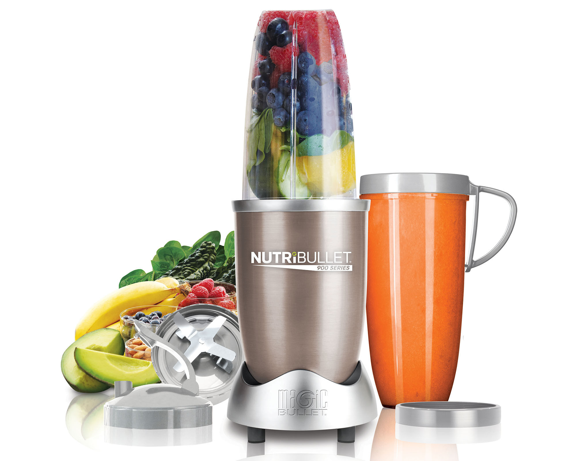 NutriBullet Pro 900 Series Bullet Blender