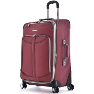 "jcpenney.com | Tuscany 25"" Expandable Spinner Luggage"