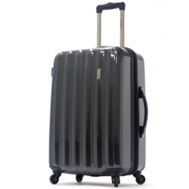 "jcpenney.com | Titan 25"" Expandable Hardside Spinner Upright Luggage"