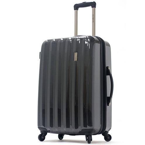 """Titan 25"""" Expandable Hardside Spinner Upright Luggage"""