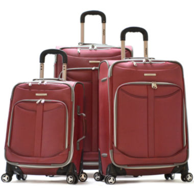 jcpenney.com | Tuscany 3PC Expandable Luggage Set