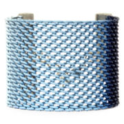 nicole by Nicole Miller® Ombré Multi-Chain Bracelet