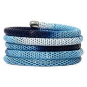 nicole by Nicole Miller® Ombré Coil Bracelet