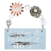 Messages from the Heart® by Sandra Magsamen® Hanging Plaque