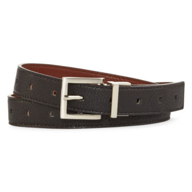 jcpenney.com | Mixit™ Square Perforated Reversible Belt