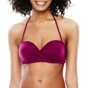 Stylus™ Push-Up Bandeau Swim Top