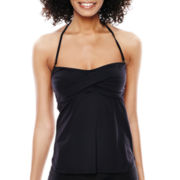 Stylus™ Twist Tankini Swim Top