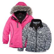 ZeroXposur® Systems Jacket - Girls 7-16