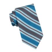 Stafford® Alexander Stripe Silk Tie