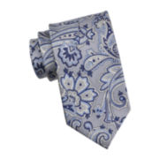 Stafford® Clayton Paisley Silk Tie