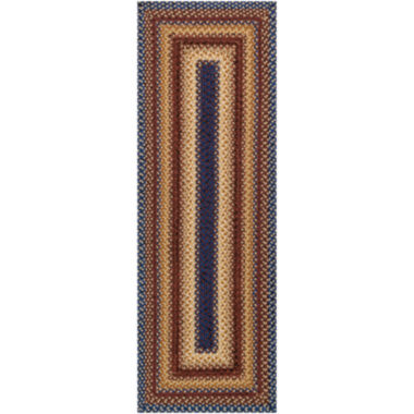 jcpenney.com | Canyon Reversible Braided Indoor/Outdoor Runner Rug