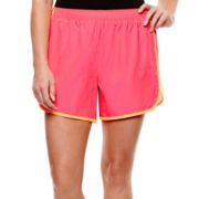 Xersion™ Colorblock Woven Running Shorts - Plus