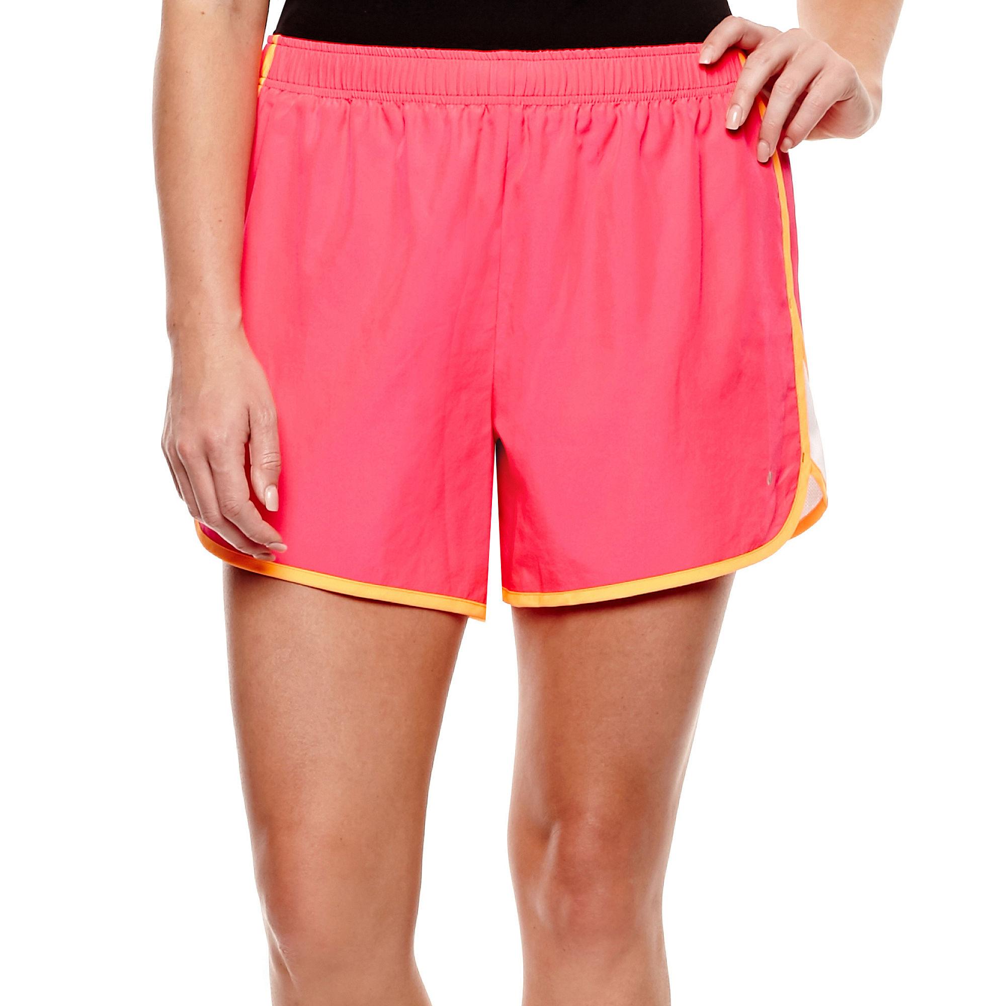 Xersion™ Colorblock Woven Running Shorts - Plus