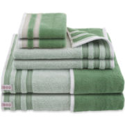 IZOD® Oxford 6-pc. Bath Towel Set