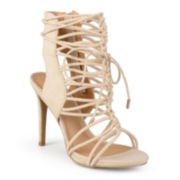 Journee Collection Bexley Strappy Dress Pumps