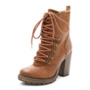 UNIONBAY® Lionel Lace-Up Boots