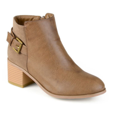 jcpenney.com | Journee Collection Teegan Ankle Booties