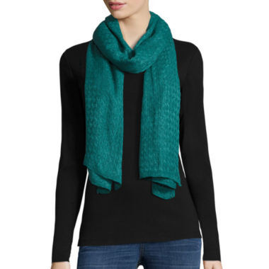 jcpenney.com | Mixit™ Solid Oblong Scarf