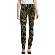 Mixit™ La Maya Print Knit Leggings