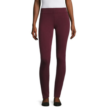 jcpenney.com | Mixit™ Laredo Red Knit Leggings