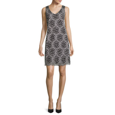 jcpenney.com | RN Studio by Ronni Nicole Sleeveless Sheath Dress