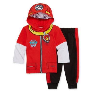 jcpenney.com | Paw Patrol Marshall 2-pc. Pant Set - Baby Boys newborn-24m