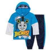 Thomas the Train 3-pc. Bodysuit and Pants Set - Baby Boys 12-24m