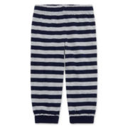 Okie Dokie® Striped Grow-Cuff Pants - Baby Boys newborn-24m