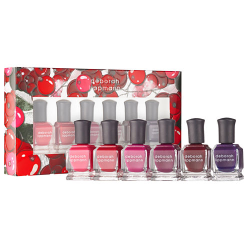 Deborah Lippmann Very Berry - Shades of Berry Nail Polish Set