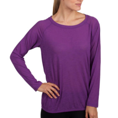 jcpenney.com | Jockey® Long-Sleeve Cool Down Top