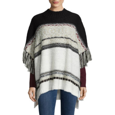 jcpenney.com | a.n.a Crew Neck Poncho