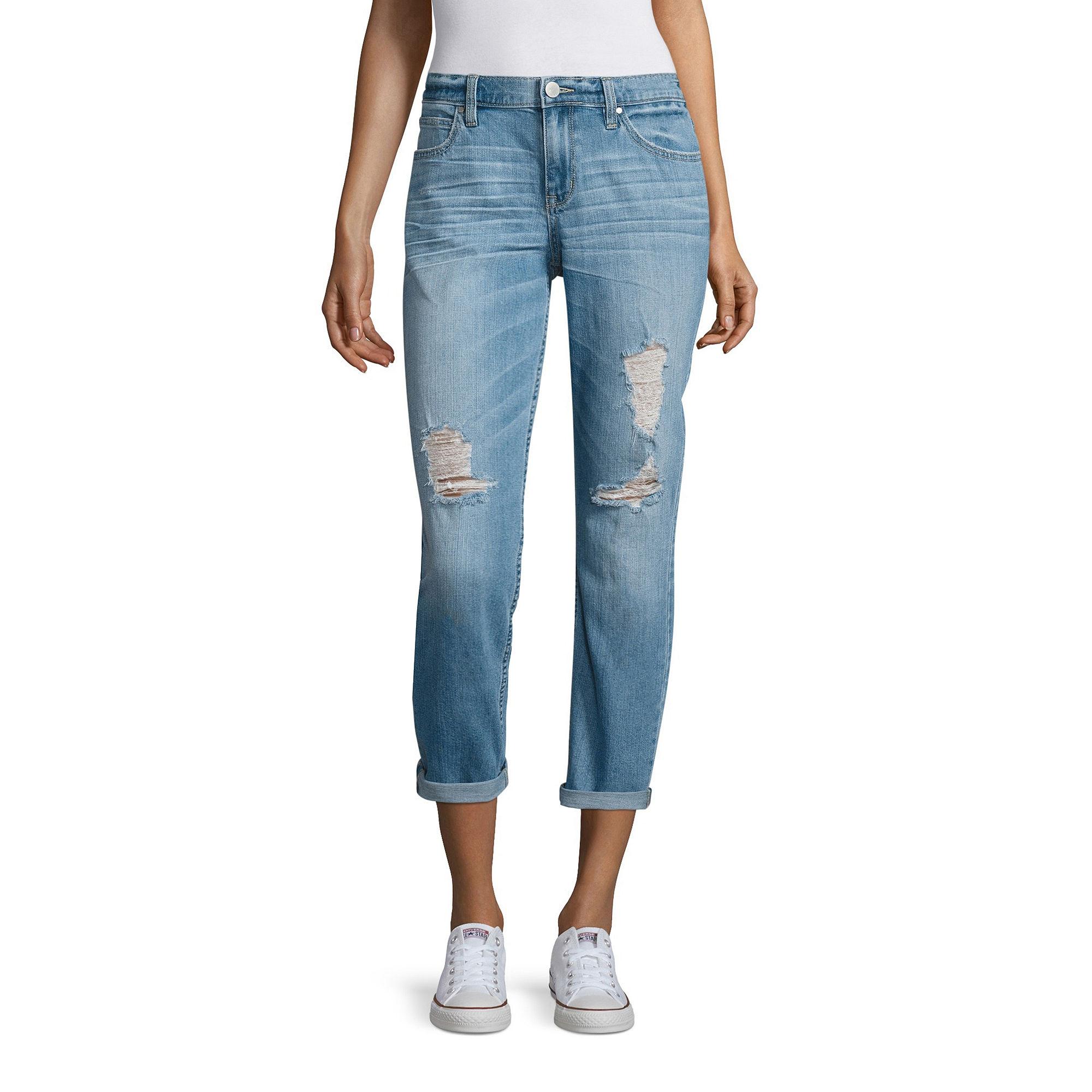a.n.a Skinny Boyfriend Jeans plus size,  plus size fashion plus size appare