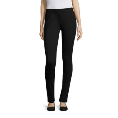 jcpenney.com | a.n.a® Basic Ponte Leggings - Tall