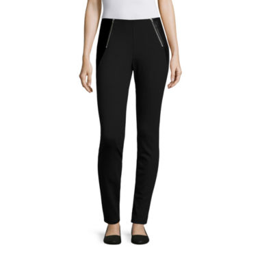 jcpenney.com | a.n.a Solid Knit Leggings Talls