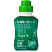SodaStream™ Ginger Ale Flavored Soda Mix