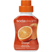SodaStream™ Orange Flavored Soda Mix