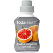 SodaStream™ Diet Pink Grapefruit Flavored Soda Mix