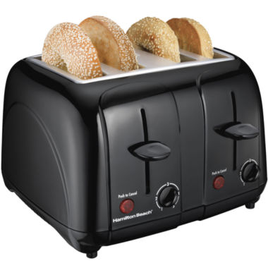 jcpenney.com | Hamilton Beach® Cool-Touch 4-Slice Toaster