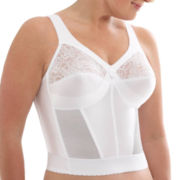 Glamorise® Magic Lift Longline Bra - 2000