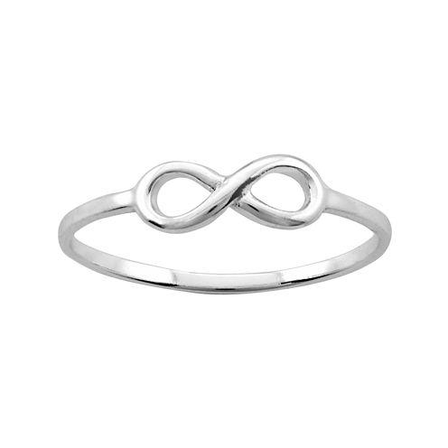 itsy bitsy™ Sterling Silver Infinity Ring