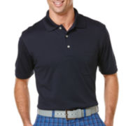 PGA TOUR® Solid Pocket Polo