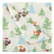 Home Expressions™ Holiday Fox Microfiber Sheet Set