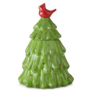 JCPenney Home™ Christmas Tree Holiday Cookie Jar